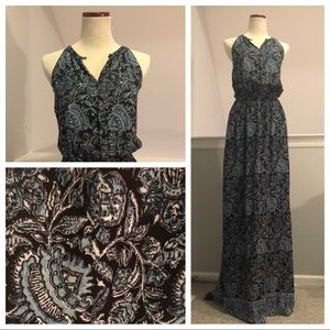 Lucky Brand Boho Maxi Dress